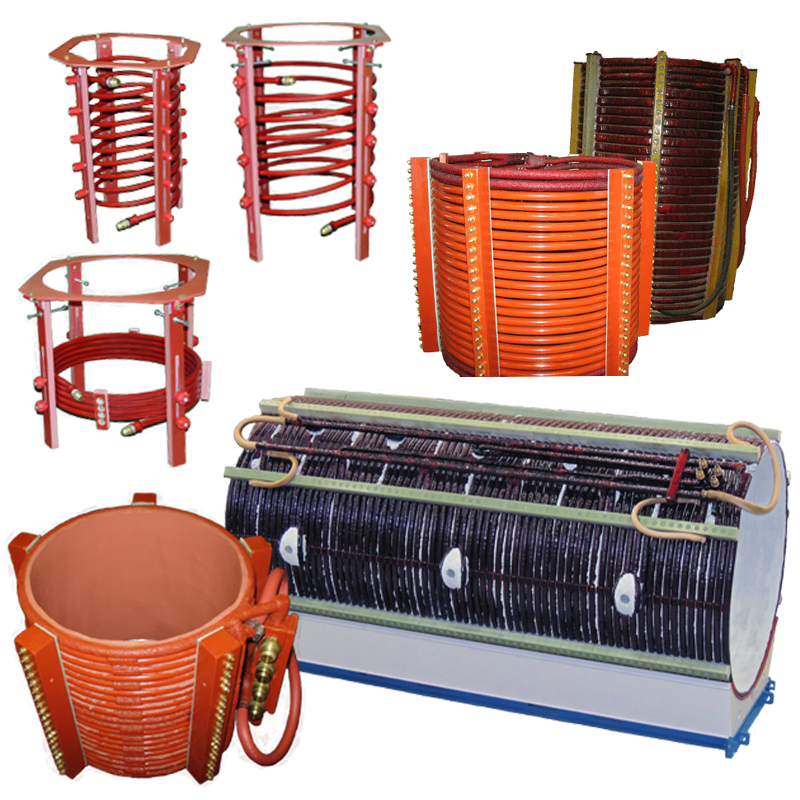 induction heating coils