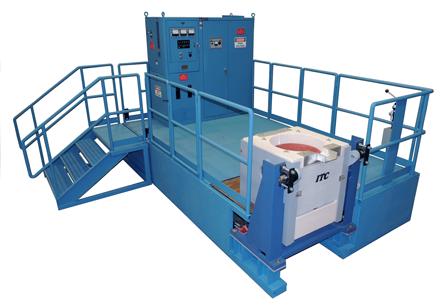 Melting Furnace Platform System