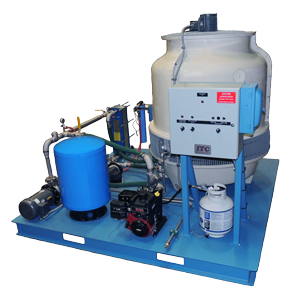Water Cooling and Recirculating Induction System