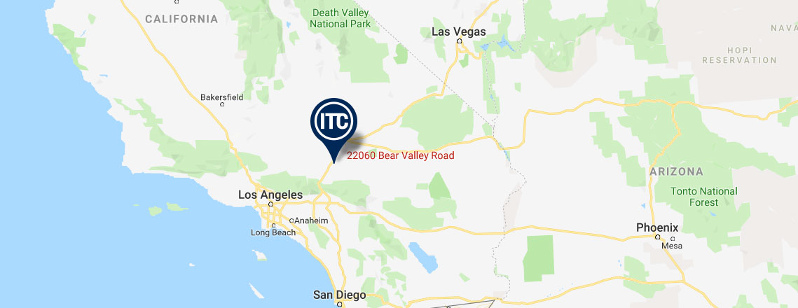 ITC map