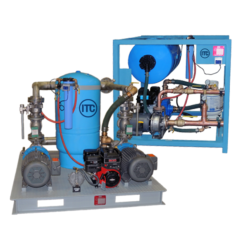 water pump module