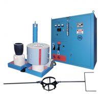 Complete melting system for non-ferrous alloys