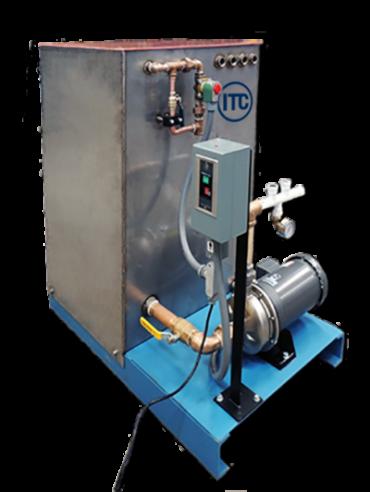 Water saver tank and recirculator