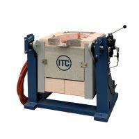 induction melting cube furnace