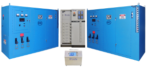 induction power supplies