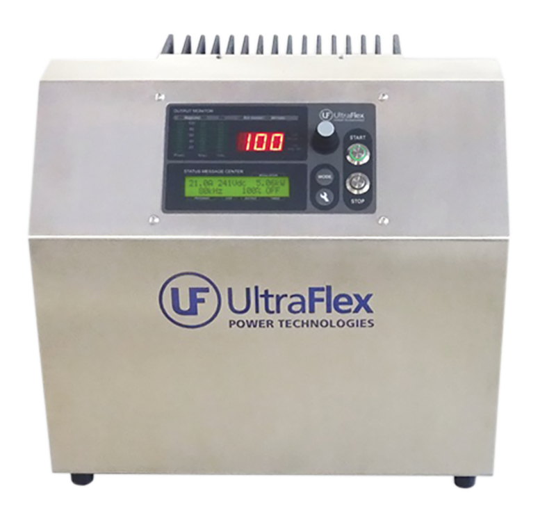 induction heating power supply by UltraFlex Power