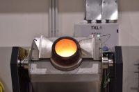 induction melting furnace for melting gold