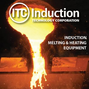 induction melting equipment banner
