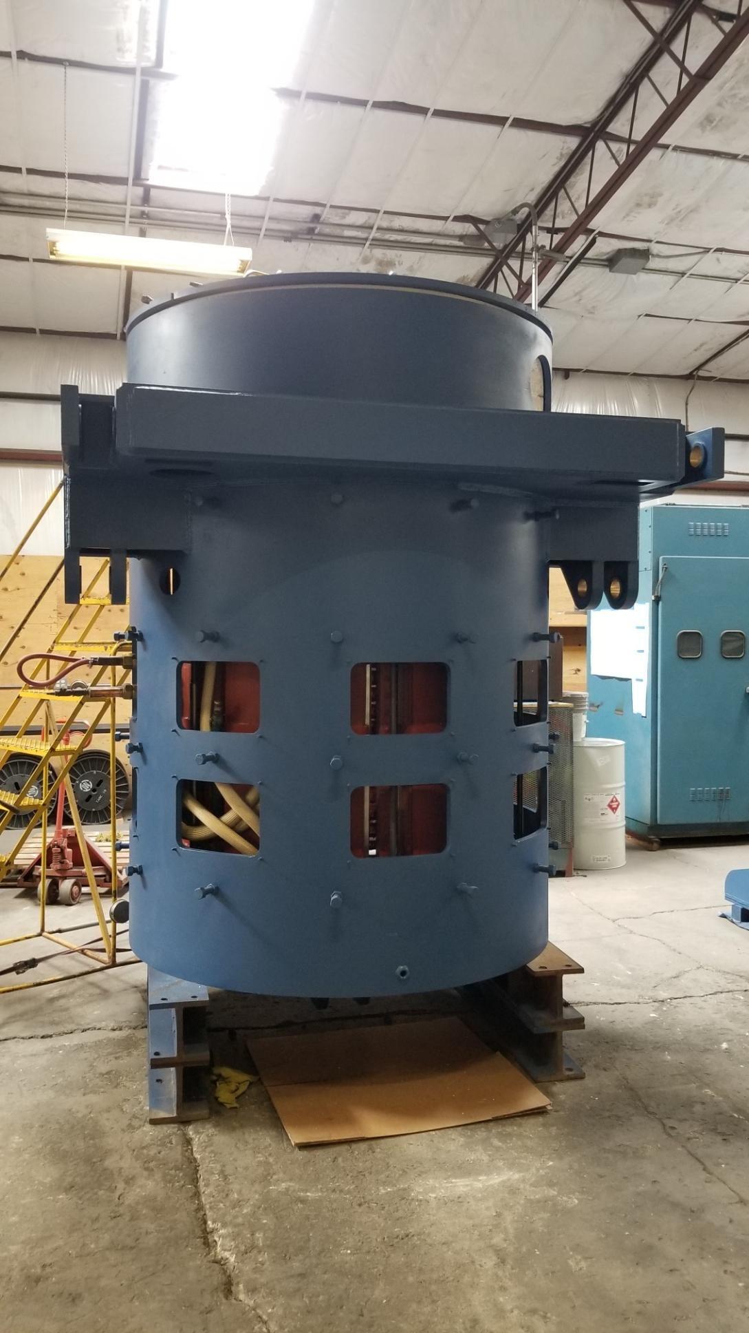 manufactured melting furnace