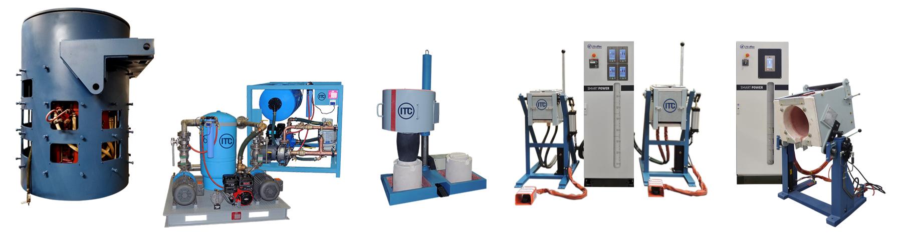 induction melting equipment